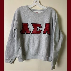 Alpha Sigma Alpha Sorority Sweatshirt